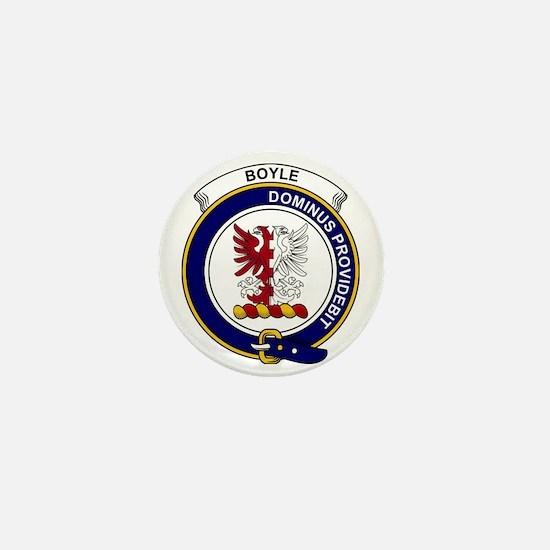 Boyle Clan Badge Mini Button
