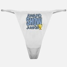 Award Show Junkie Classic Thong