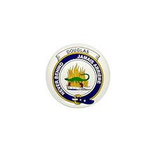 Douglas Clan Badge Mini Button
