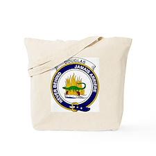 Douglas Clan Badge Tote Bag