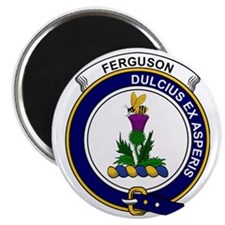 Ferguson Clan Badge Magnet
