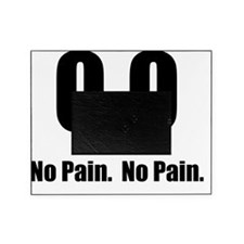 No Pain Black Picture Frame