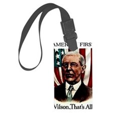 ART Wilson Thats All Luggage Tag