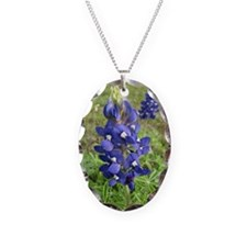 Bluebonnets Necklace