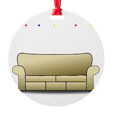 pivot white Ornament