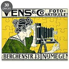 Vintage Camera Puzzle