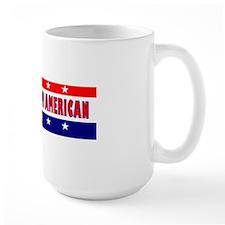 BumperStickerRickSantorumAmerican Mug