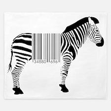Zebra for sale King Duvet