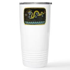 BRONZE_ENAMEL_DRAGON_TRAY-lapto Travel Mug