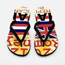 Romney HAWAII Flip Flops