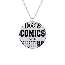 Docs-Comics-Thicker Necklace