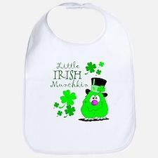 Little Irish Munchkin Bib