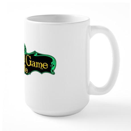 Sign Logo Large Mug