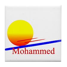 Mohammed Tile Coaster