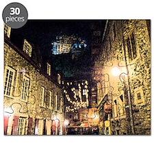 quebec_street_redbubble Puzzle