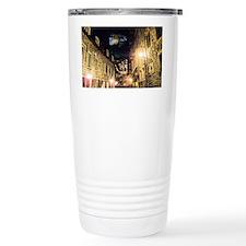 quebec_street_redbubble Travel Mug