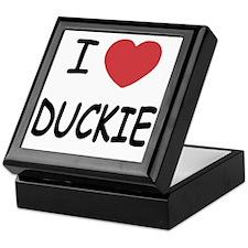 DUCKIE Keepsake Box