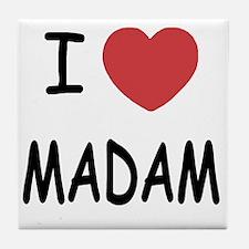 MADAM Tile Coaster