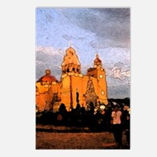 guanajuato_note Postcards (Package of 8)