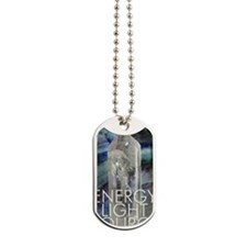 Energy Light Source Dog Tags
