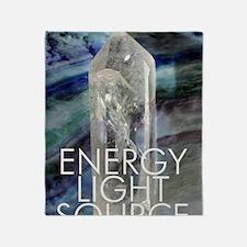Energy Light Source Throw Blanket