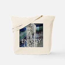 Energy Light Source Tote Bag