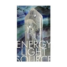 Energy Light Source Decal