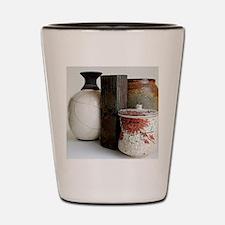 pots_four Shot Glass