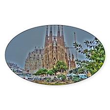Barcelona Decal