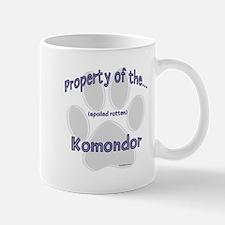 Komondor Property Mug