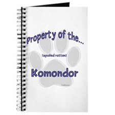 Komondor Property Journal