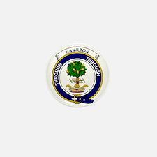 Hamilton Clan Badge Mini Button