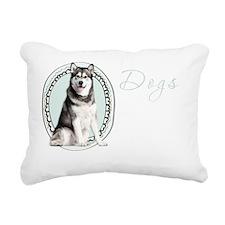 wholelives2 Rectangular Canvas Pillow