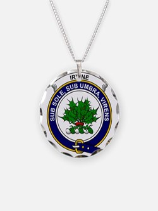 Irvine Clan Badge Necklace