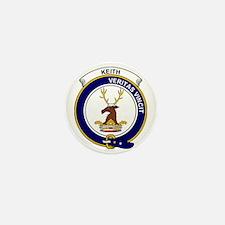 Keith Clan Badge Mini Button