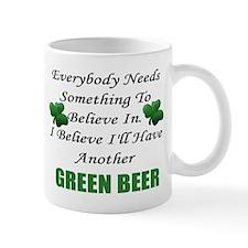 Green Beer Coffee Mug