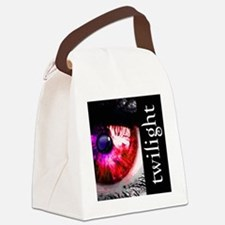 eye for twilight by twibaby best  Canvas Lunch Bag