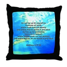 sky_Matt_6_19_20 Throw Pillow