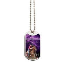 barrel racing iphone case Dog Tags