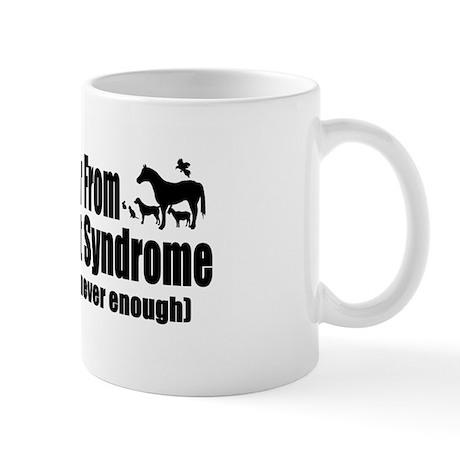 Multiple Pet Syndrome Mug
