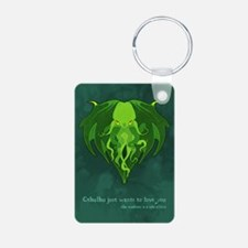 Cthulhu_vday_FRONT Keychains