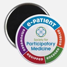 e-Patient SPM Circle Magnet