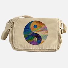 yinyangdarkmargin Messenger Bag