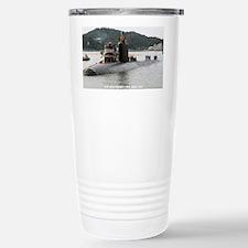 jcity large framed print Travel Mug