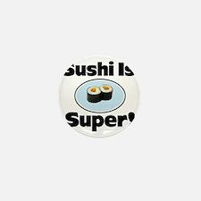 Sushi Mini Button