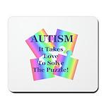 Autism #5 Mousepad