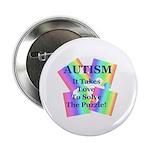 Autism #5 Button