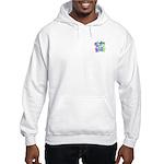 Autism #5 Hooded Sweatshirt