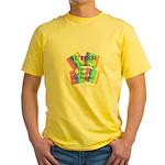 Autism #5 Yellow T-Shirt