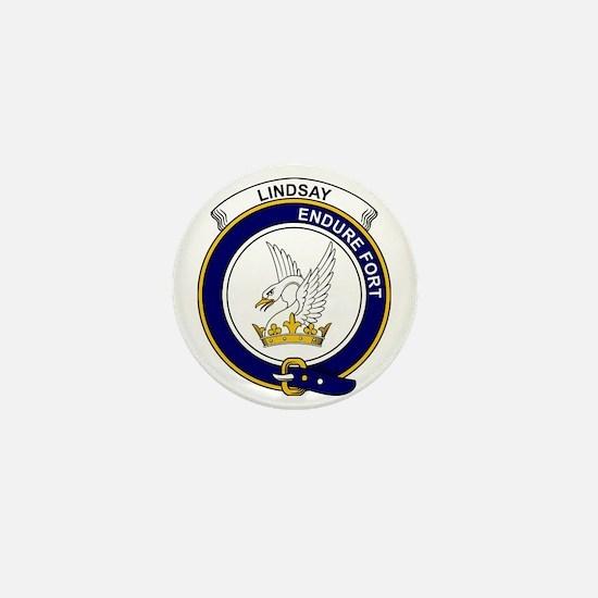 Lindsay Clan Badge Mini Button